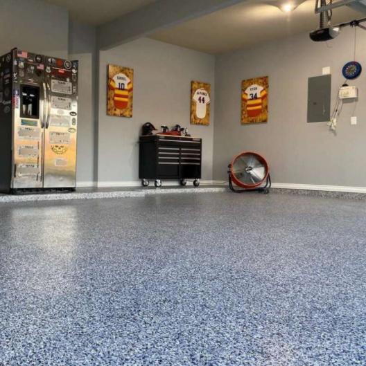 Garage Floor Coatings Sugar Land