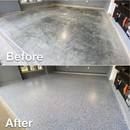 Garage Flooring Houston