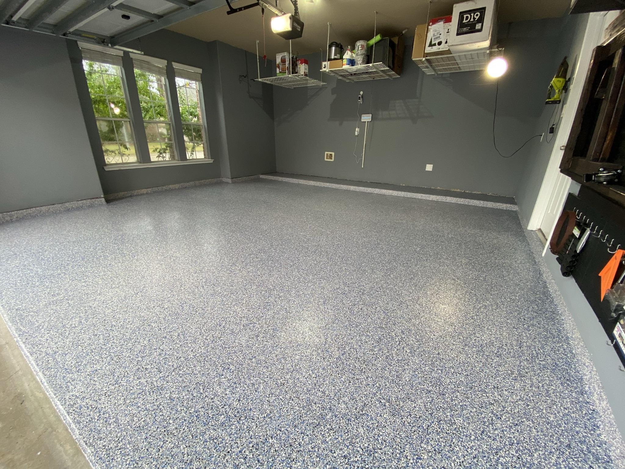 Sugar Land Garage Floors